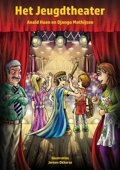 Book Cover ''Het Jeugdtheater''