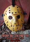 Jason Voorhees Replica Mask
