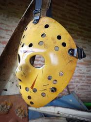 Jason Voorhees Replica Mask #3