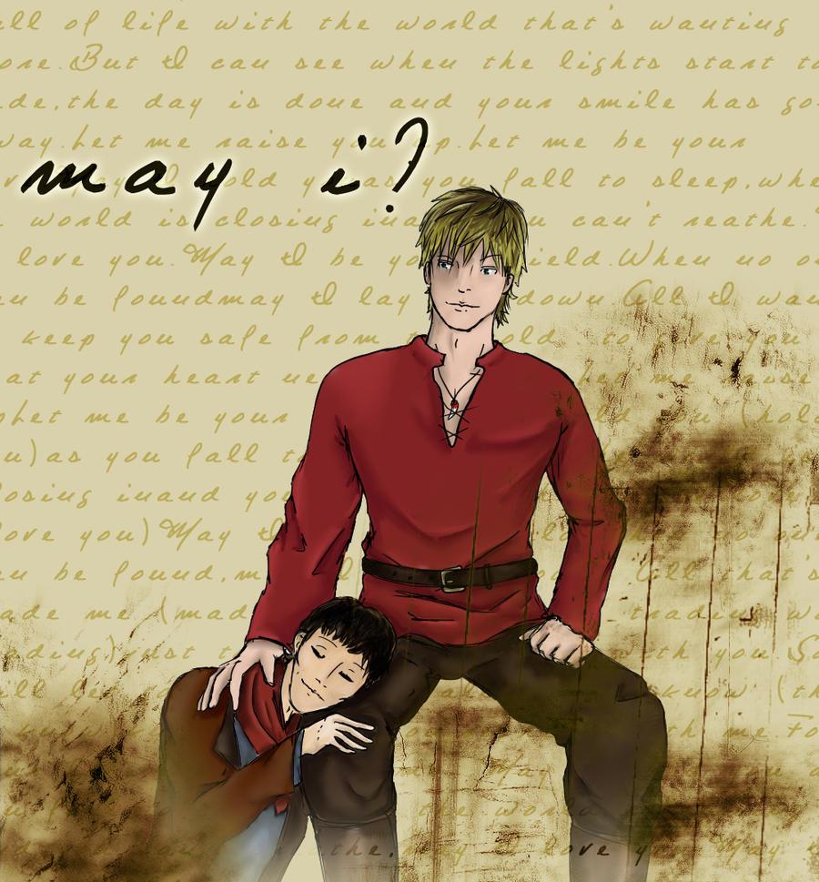 May I? by Ladywhitetiger