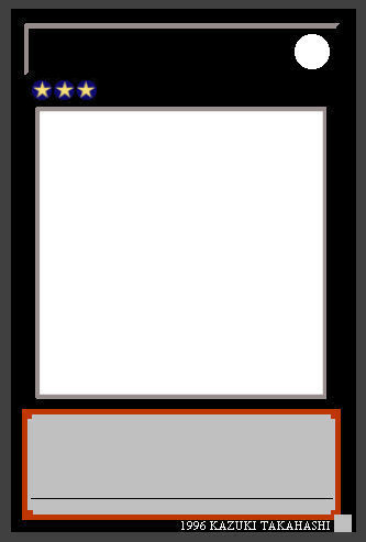 YuGiOh Xyz Monster Template By Masteryubel On Deviantart