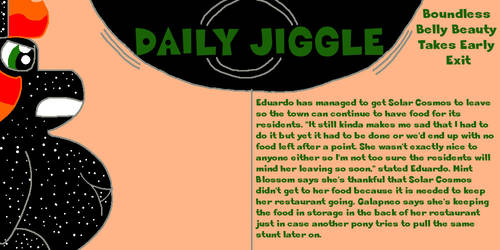 Pudgyville Daily Jiggle Article 333 by MasterYubel