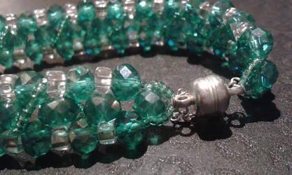 B-Bling Bracelet Teal