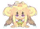 Gwendolyn Griffith pixel by Kiliwikiwi