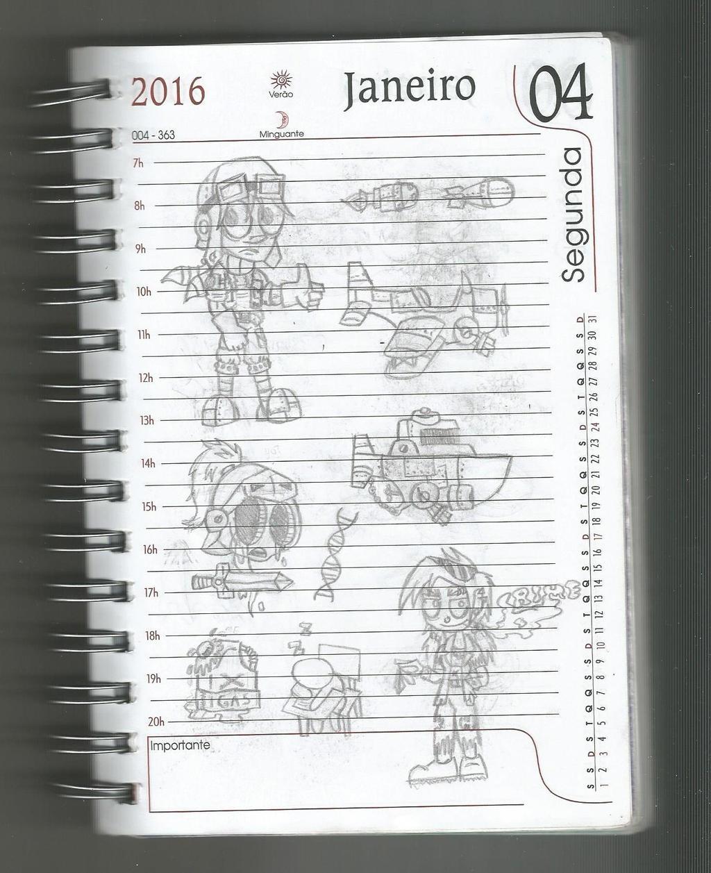 ... My Notebook #03 by HappyMasky
