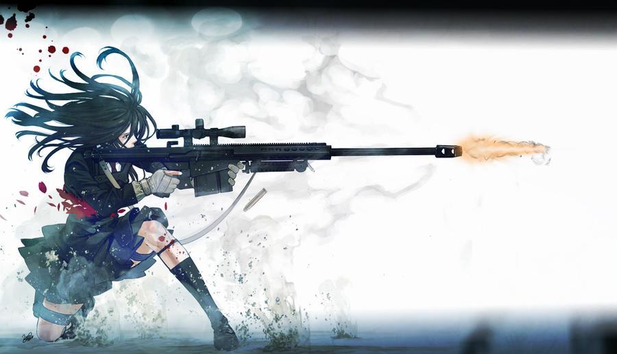 Tu tu ru it 39 s the anime manga discussion thread part 7 - Anime sniper girl ...