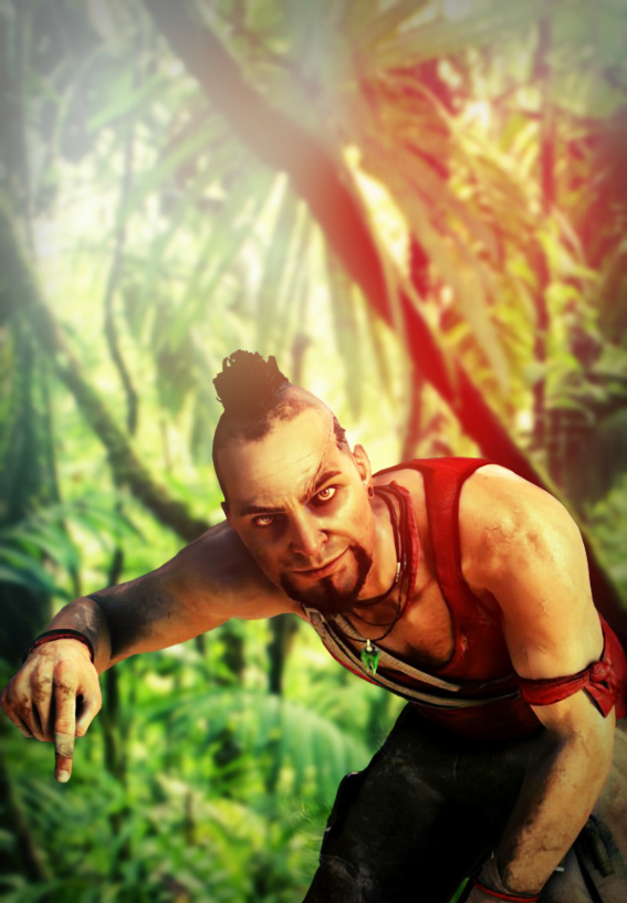 Farcry 3 Vaas Mobile Device Wallpaper By Nolan989890 On Deviantart
