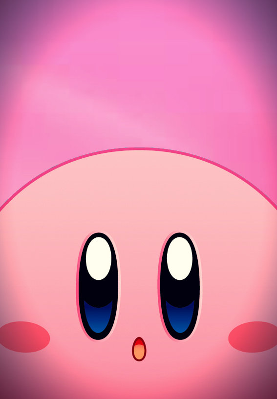 Kirby Mobile Device Wallpaper By Nolan989890 On Deviantart