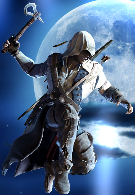 Assassins Creed 3 Conner Mobile Device Wallpaper By Nolan989890 On