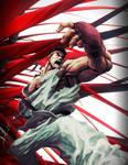 Ryu Mobile device wallpaper