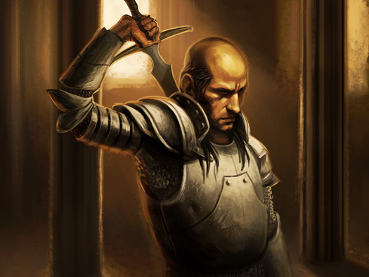 Ser IIyn Payne by capprotti