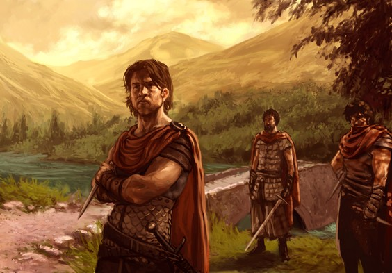 Roseroad Watchmen by capprotti