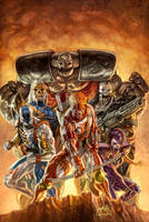 Youngblood Zombies by capprotti