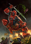 Deadpool No. 1 Variant