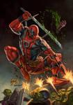 Deadpool No. 1 Variant