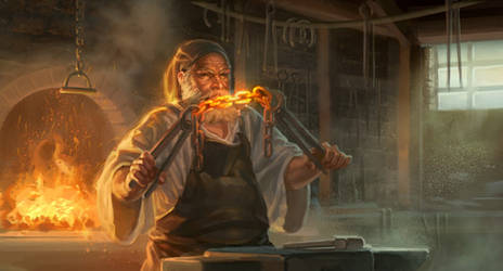 Forging the Chain by capprotti