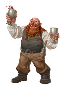 Party Dwarf