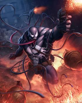 What If... Venom / Punisher