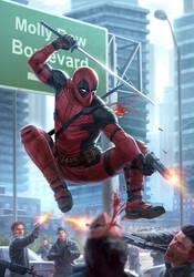Deadpool Issue #1 (Redux)