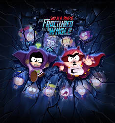 South Park: The Fractured but Whole Poster