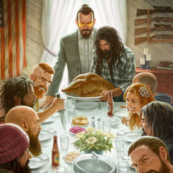 Far Cry 5 - Thanksgiving by capprotti