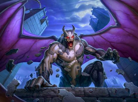 Eternal - Vengeful Gargoyle