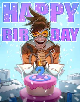 Happy Birthday Overwatch