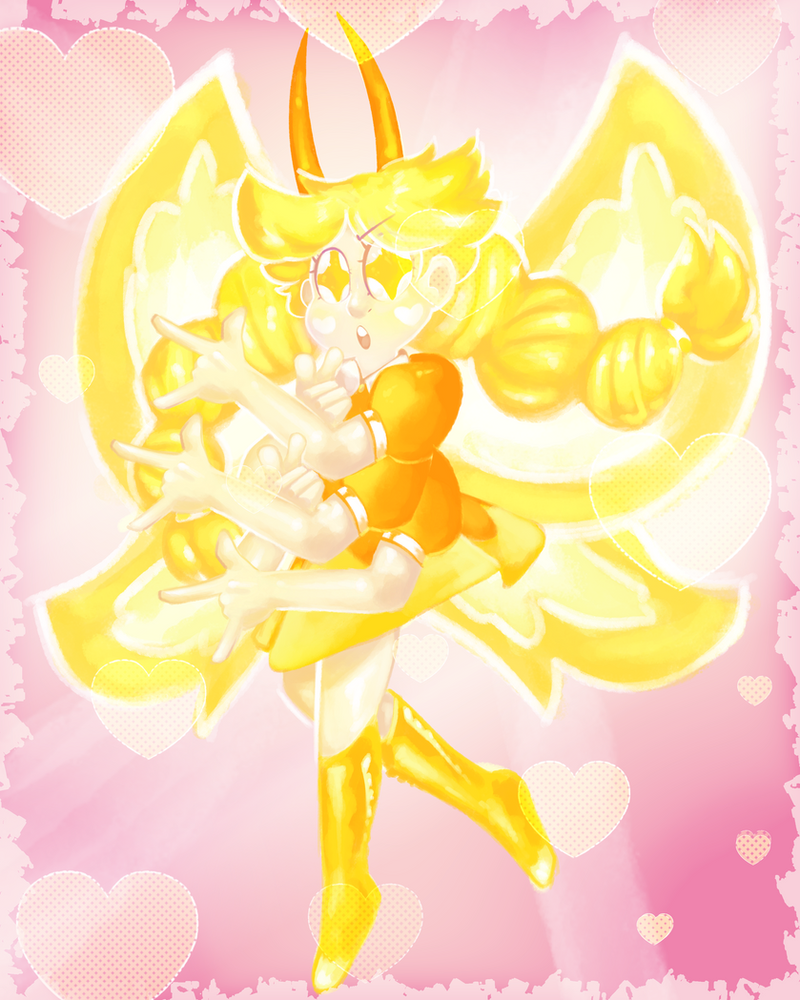 Sailor Star + Speedpaint by ghostlyCavalier