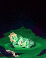 Maize // Plant Spirit by ghostlyCavalier