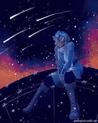 Sky (300 Watcher Raffle Prize) by ghostlyCavalier