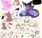 :Messy Miitopia scribbles:.
