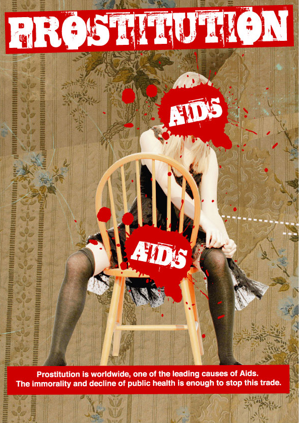 AIDS by nickenglishdesign