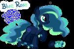 Blue Rose - Reference Sheet
