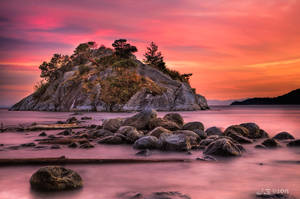 Whyte Island by jacolynca