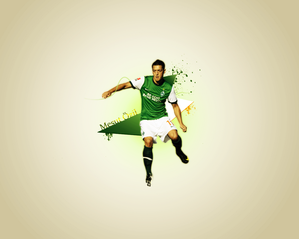 Mesut Ozil Wallpaper By Sahinturk On DeviantART