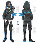Outfit design for Plurk cm