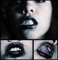 oral triptych by xniiicole