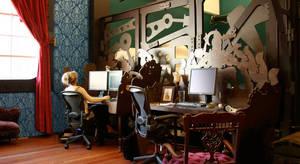 Nautilus Office by Nemodemos