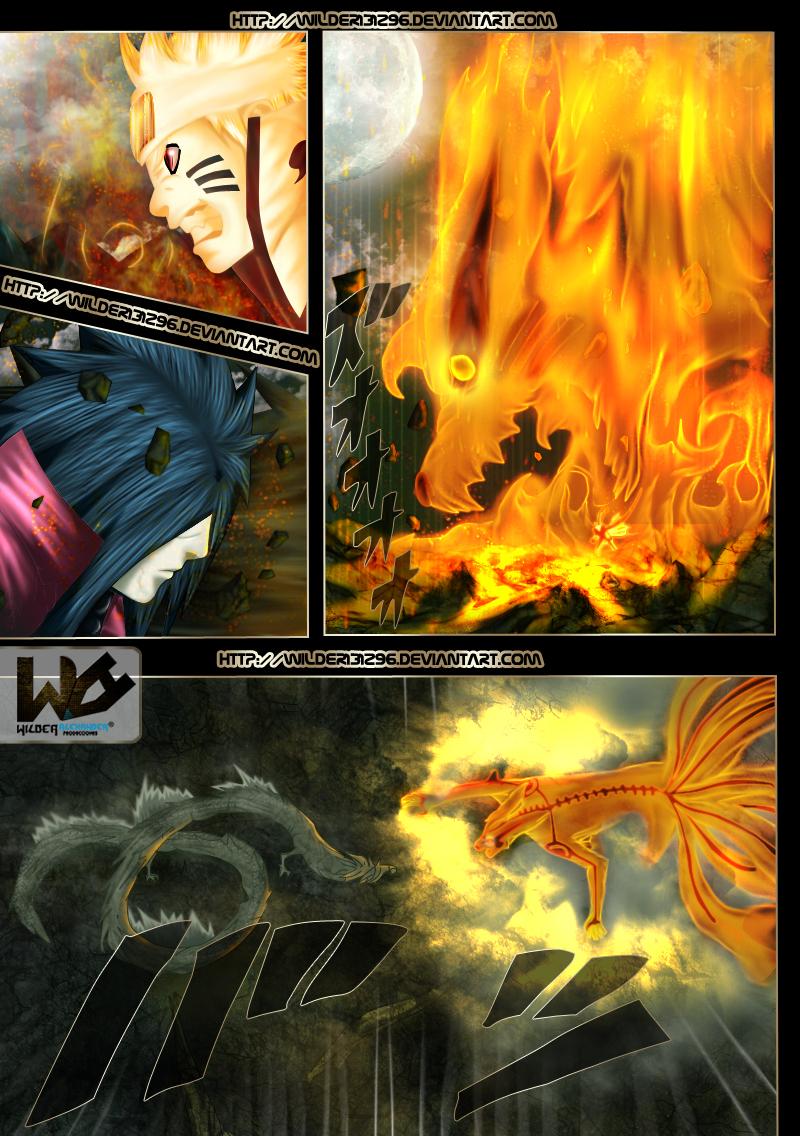 Naruto Manga 607 Pag 15 by Wilder131296