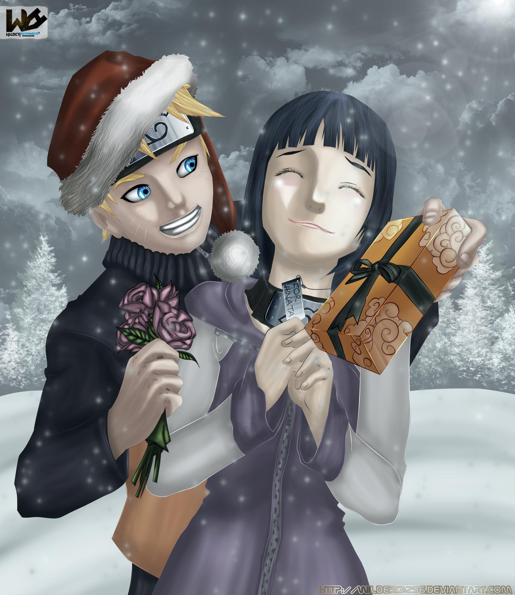Naruto Y Hinata Love By Wilder131296 On DeviantArt