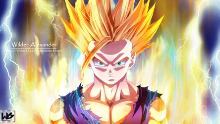 Dragon Ball Z Super Gohan