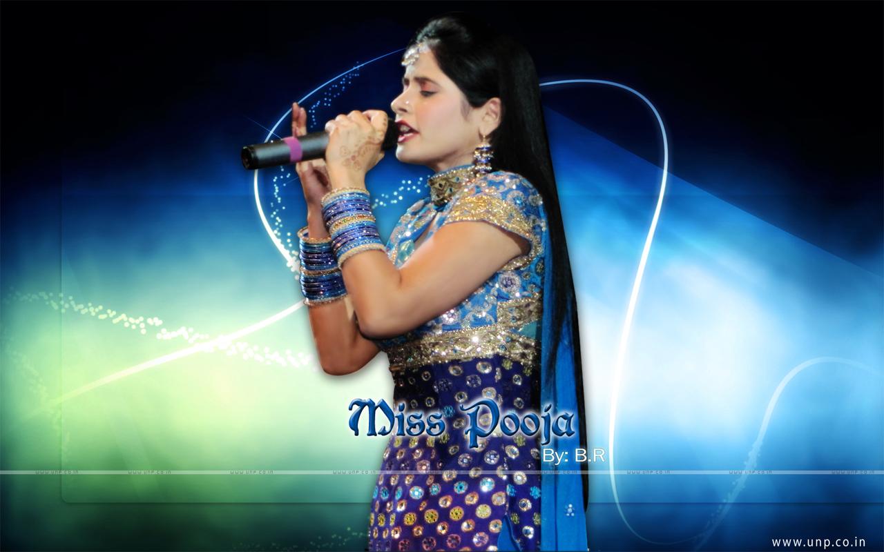 Miss Pooja Wallpaper 2011