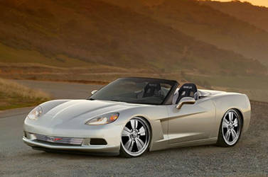 Corvette by hotrod32