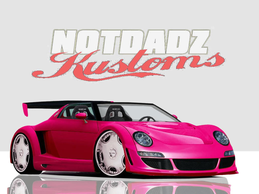 Fully sick barbie car by hotrod32
