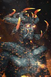 The Evil Spirit by SivarkArt