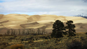 Here Comes a High Desert by Czertice