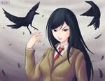 The crow user, Mari