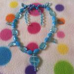 Dangly Diamond Necklace
