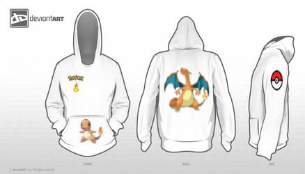 Pokemon hoodie by memoangel33