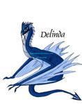 Baby Dragon - Delinda Colored